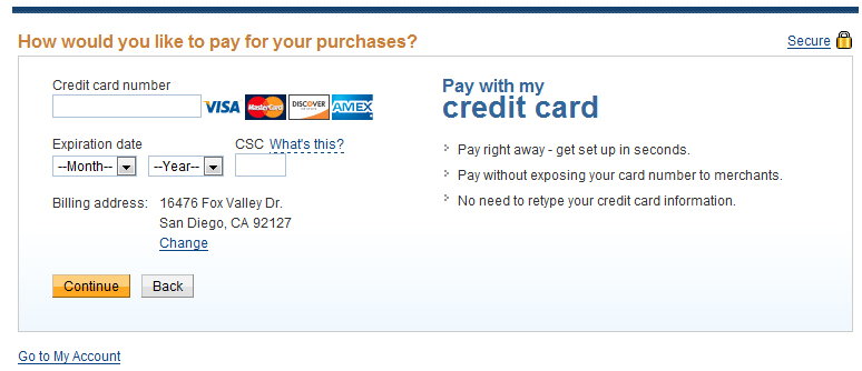 how to get into my paypal account